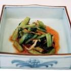 野沢菜キムチ 野沢菜を韓国産唐辛子とりんごでマイルドなキムチに仕上げました。 そのままでお召し上がりになっても、チャーハンやオムレツの具にしても、美味しく召し上がって頂けます。