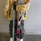 レンタルお子様ラクラク手ぶらセットスキー3点セット+スキーウェア+帽子+ゴーグル+グローブが何と7,200円でレンタルできちゃいます。スキー場へ手ぶらでGO!