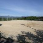 グランド 野球にサッカーいろいろな運動を楽しんでください。 野球 2面ベース等貸出し無料サッカーゴール 1セット