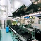 【ドライキッチンを採用】ハセップ概念を導入した大型厨房施設です。