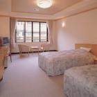 お部屋の一例(写真は洋室)  清爽に和む我が家のような心地よい空間。それぞれに趣きあふれるお部屋は、心よりお寛ぎいただける和のしつらえです。