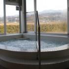 【ジャグジー浴槽】 水中運動で冷えた体を温めると共に運動後のリラックス・マッサージ効果が得られますジャグジー浴槽