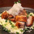 <コースの一例>鶏七味焼きおろしポン酢