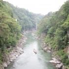 天龍峡 散歩コース