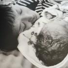 2月2日誕生男の子でした。元気な産声はとても心地よいものでした。無事に生まれてきてくれてありがとう。お母さんもよくがんはりました。いろんな方に支えられて本当に感謝いっぱいのお産でした。