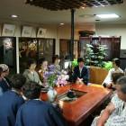 阿智村の歴史を語り継ぐかたりの夕べ 毎月第1,3土曜日(7:30〜)は地元「かたりべ ははき木の会」のみなさんによるかたりべが開催されています。