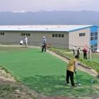 月夜平G・Gパーク オールシーズン対応のグラウンドゴルフ施設です。南アルプスを一望しながら天候も気にせずプレイできます。宿泊パックもございます。