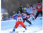 【ウィンターシーズン】お子様のスノーデビューは治部坂高原で。初心者から上級者まで滑れるゲレンデは ファミリーで楽しく遊べます。