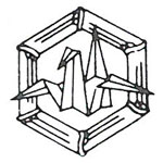 竹田扇之助記念国際糸操り人形館のロゴ